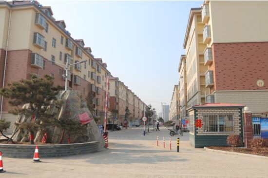 新泰市汶南镇西官庄名仕豪庭住宅小区