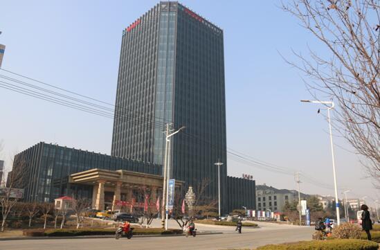 荣峰国际二期工程