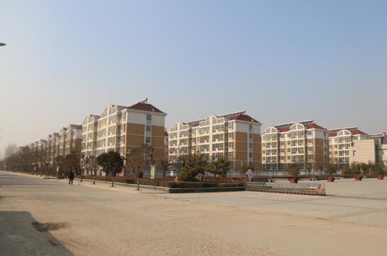 新泰市汶南镇借庄回迁楼一期、二期工程
